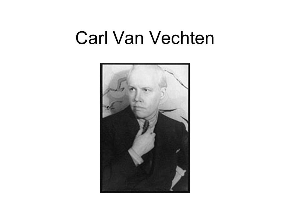 Carl Van Vechten