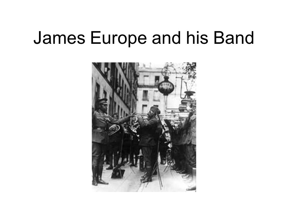 James Europe and his Band