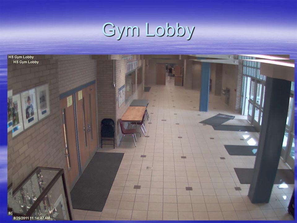 Gym Lobby