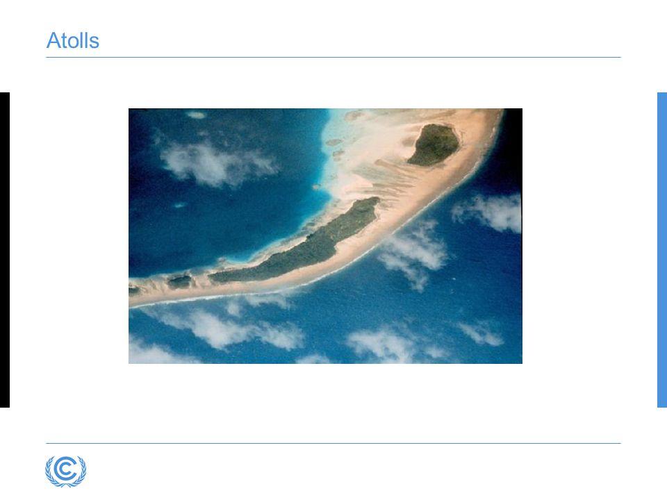 Atolls