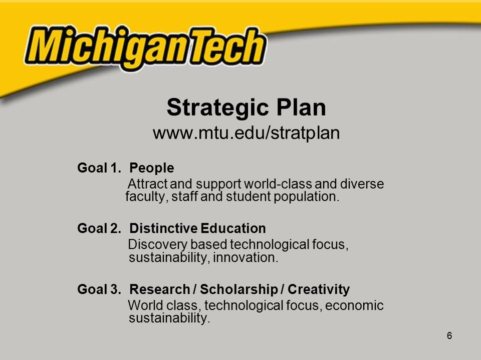 37 Michigan Tech's Research Rankings Among All Institutions - 188 th to 179 th Among Public Institutions - 167 th to 129 th Engineering ranking improved from 90 th to 75 th Our highest ranked discipline is Mechanical Engineering at 26 th, an improvement from 29 th last year