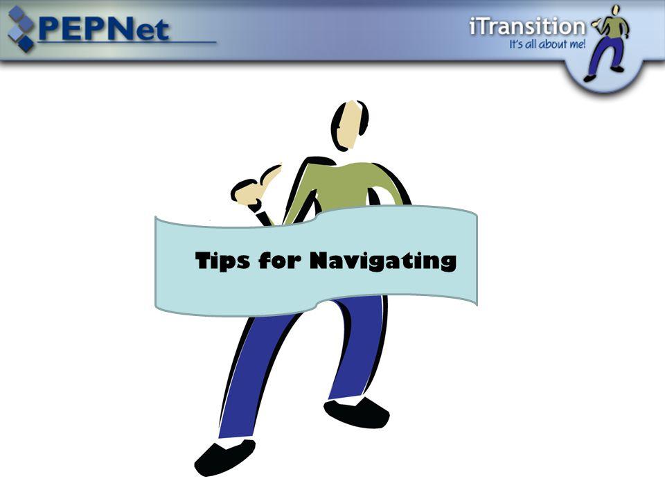 Tips for Navigating