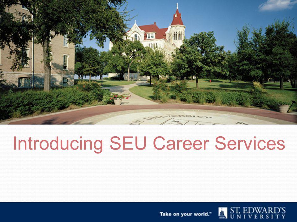 Introducing SEU Career Services