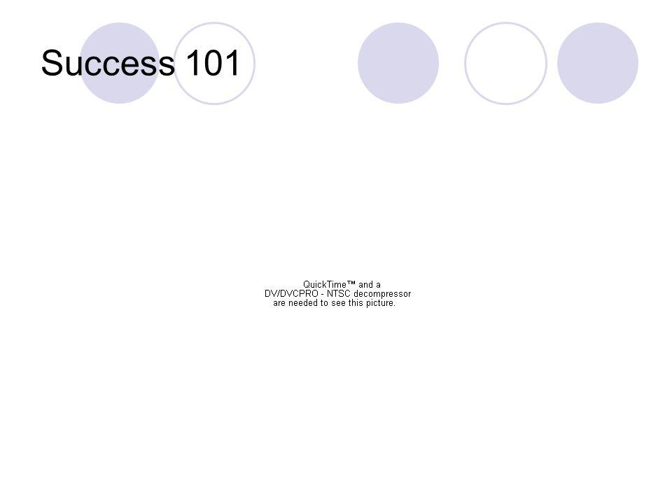 Success 101
