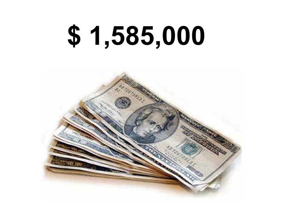$ 1,585,000