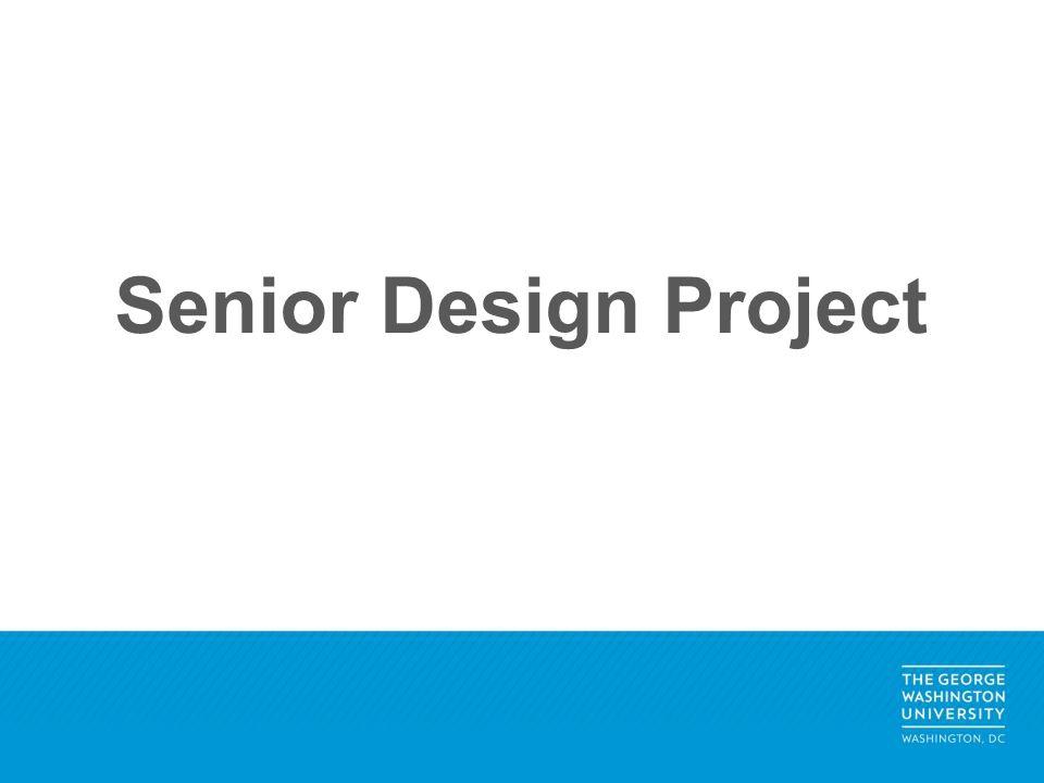 Senior Design Project