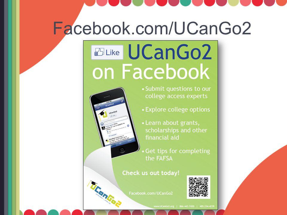Facebook.com/UCanGo2