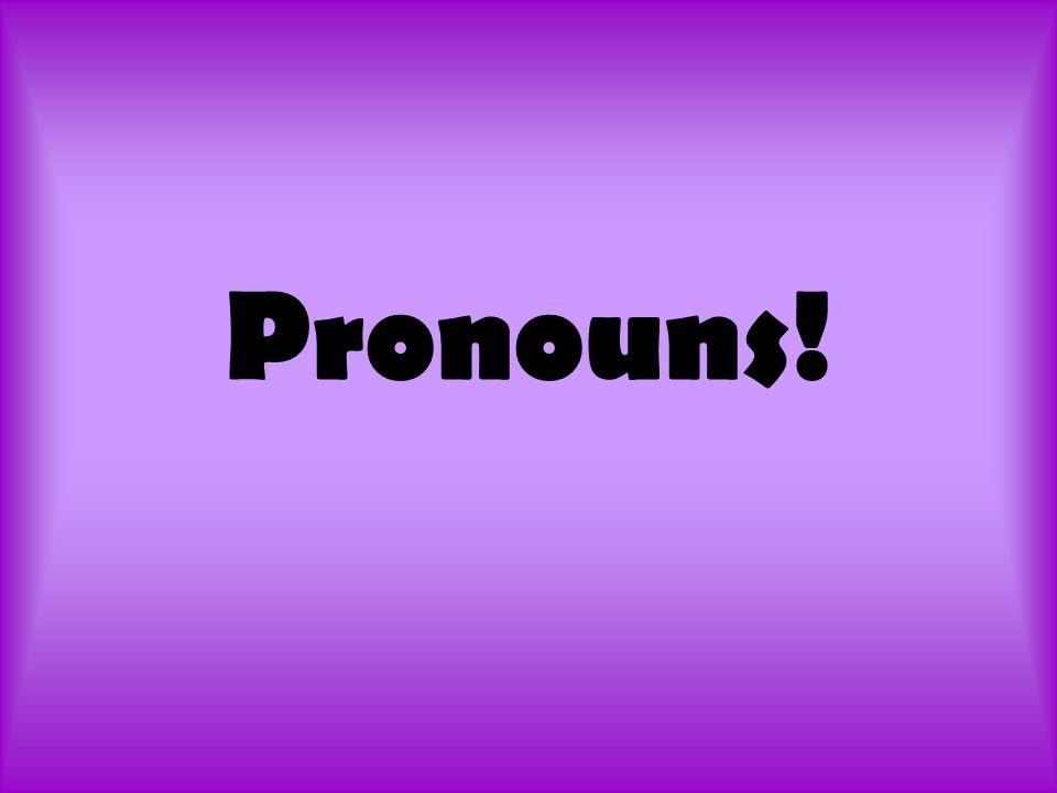 Reflexive Pronouns (p.