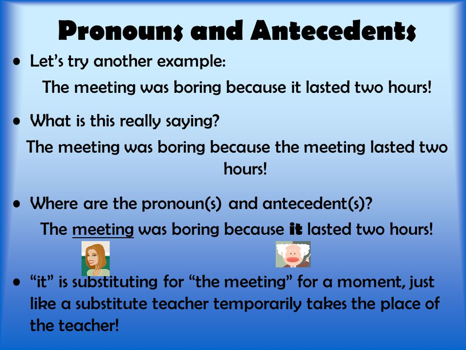 Indefinite Pronoun Examples: Everybody is coming to the party.