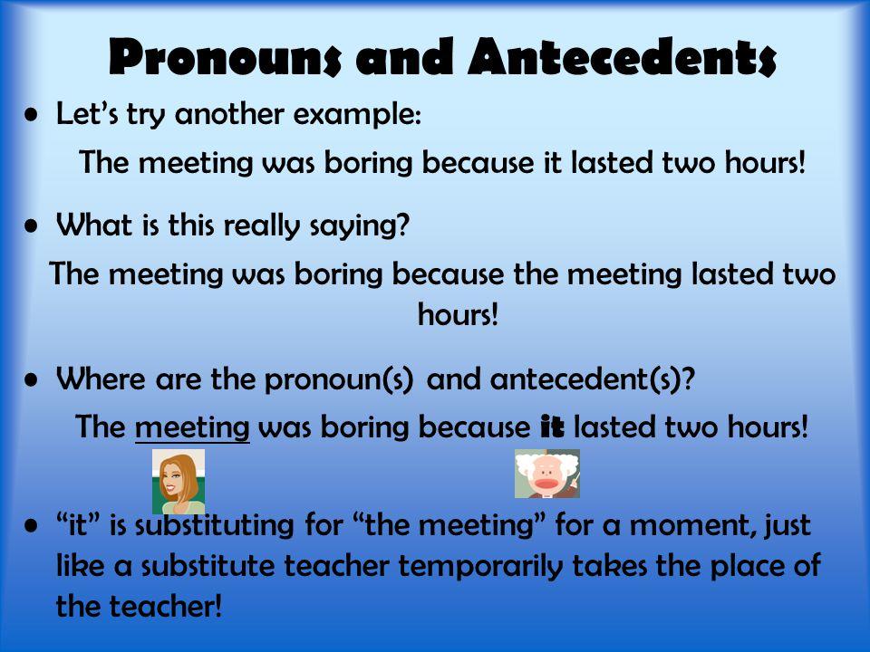 Types of Pronouns…Yowza.There are six types of pronouns.