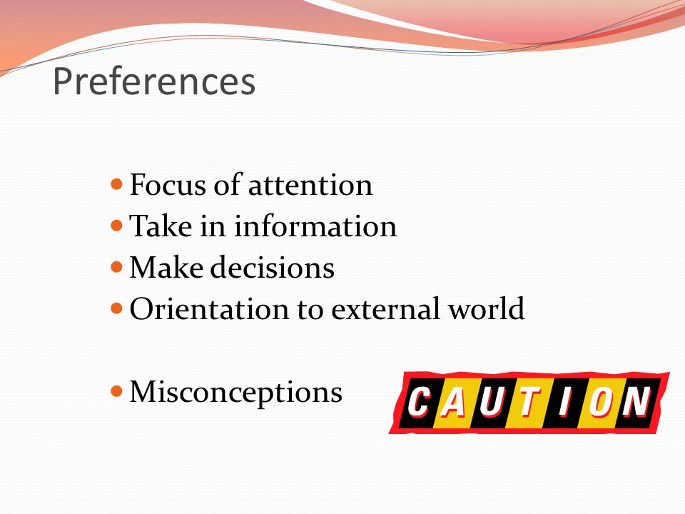 What are Preferences Exercise Theory of preferences