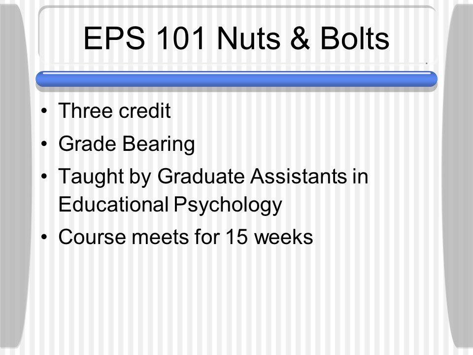 Course Structure Classes meet twice a week All semester Each class meeting is 1 hr, 10 min long