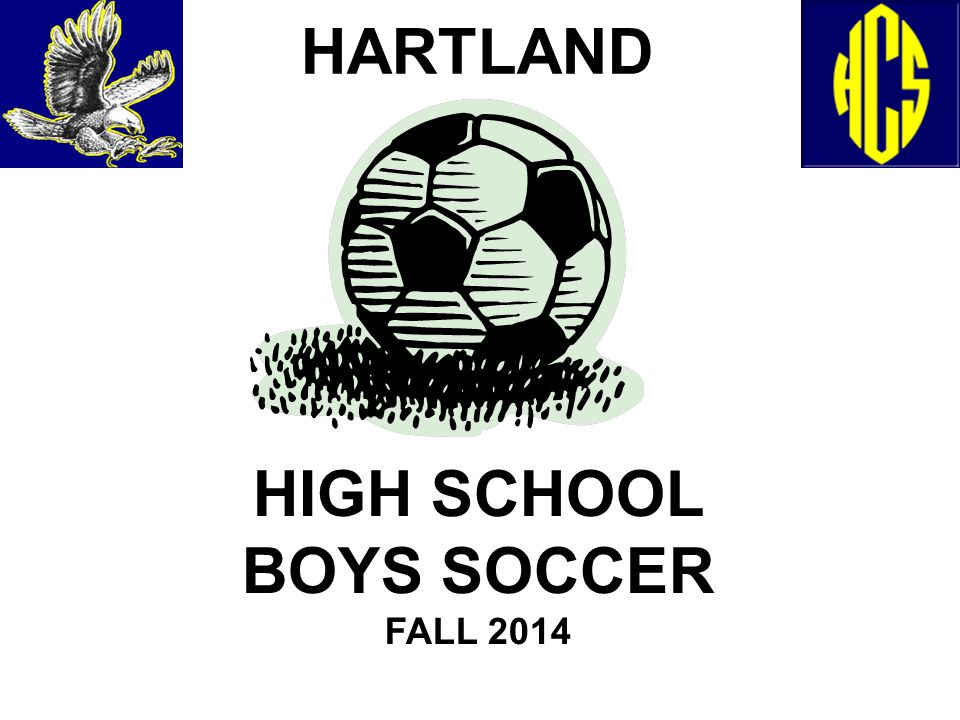 HARTLAND HIGH SCHOOL BOYS SOCCER FALL 2014