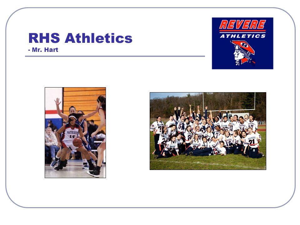 RHS Athletics - Mr. Hart