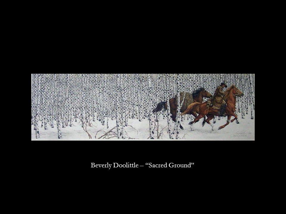 Beverly Doolittle – Sacred Ground
