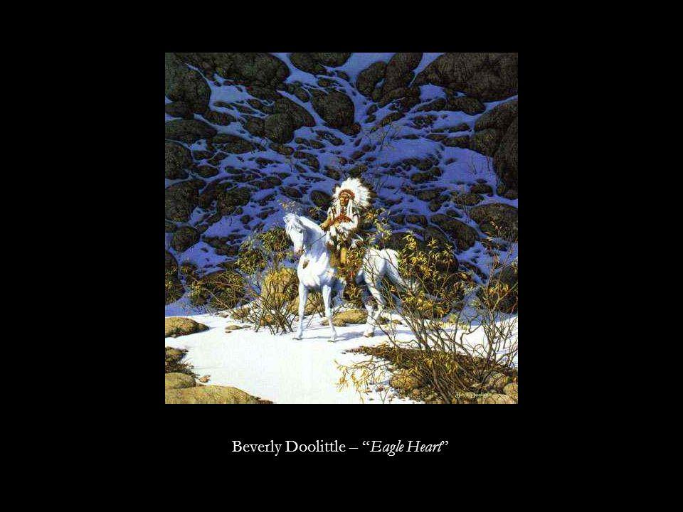 Beverly Doolittle – Eagle Heart
