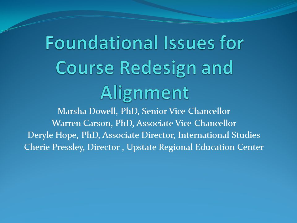 Principles for improving the transition from high school to college Academic Shift from memorization to understanding Focus on critical thinking Higher standards of acceptable work Students assume responsibility to learn from written texts Develop metacognitive strategies Student engagement Technology On-going research activities Socio - emotional Realistic self-awareness of what it takes to be successful in college Set priorities Self-discipline Be intellectually curious Take initiative Persevere and be resilient Need support systems Be flexible and adaptable Overcome fear and doubt Need a sense of accomplishment Need validation and sense of belonging