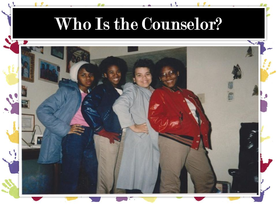 Who Is the Counselor?