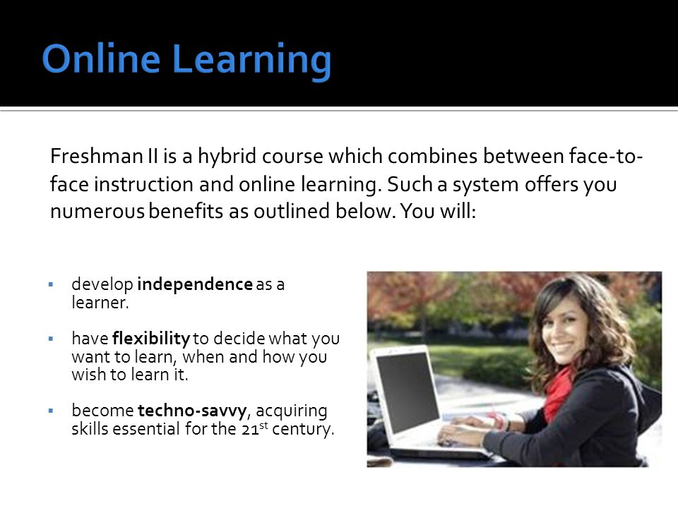 For this course you will have access to:  A course wiki: http://f2research.pbworks.com.