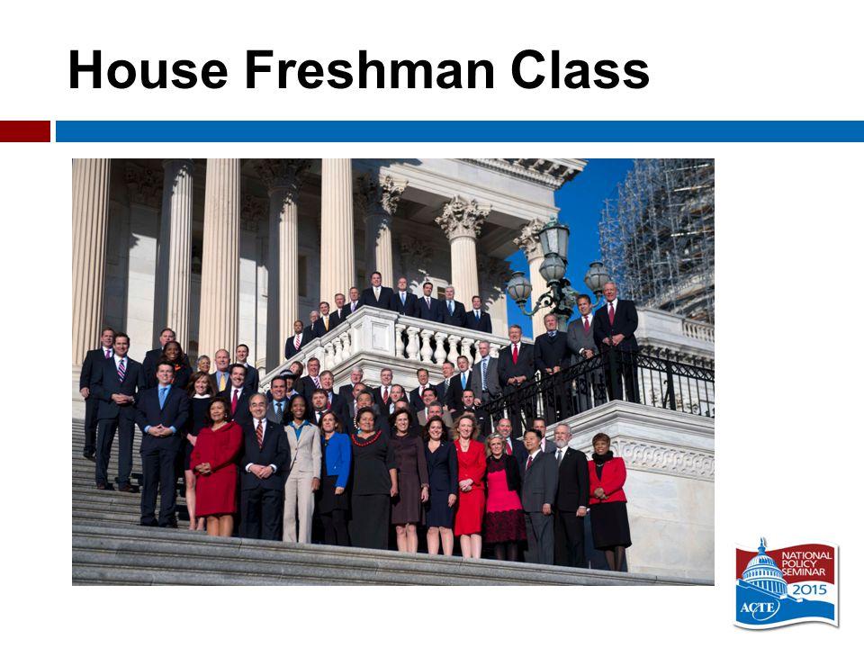 House Freshman Class