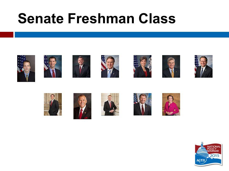Senate Freshman Class