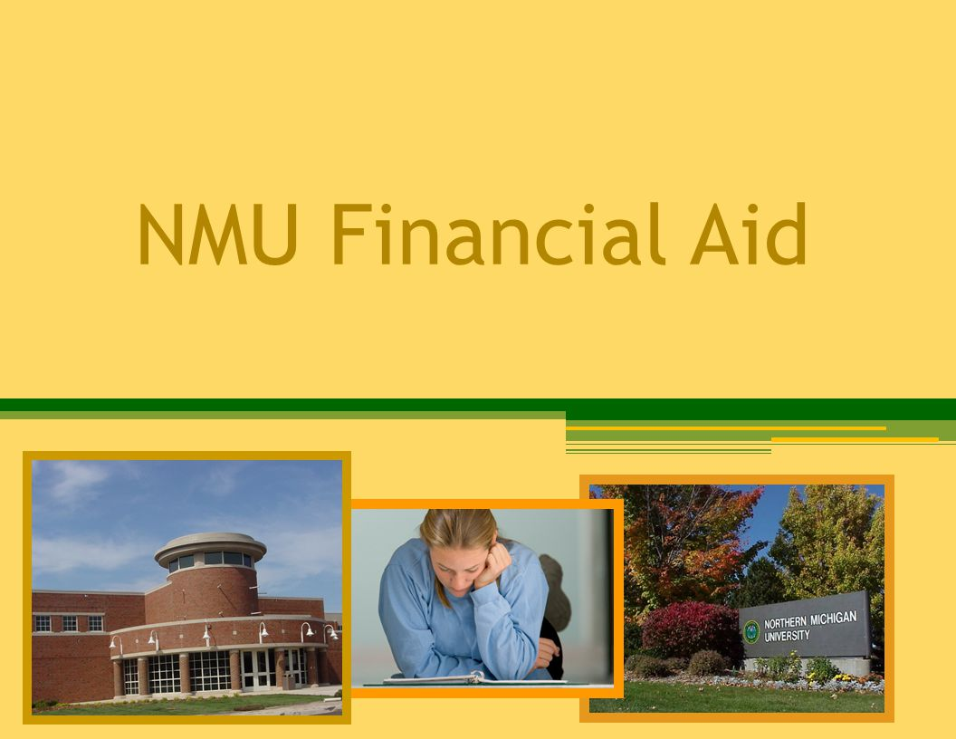 NMU Financial Aid