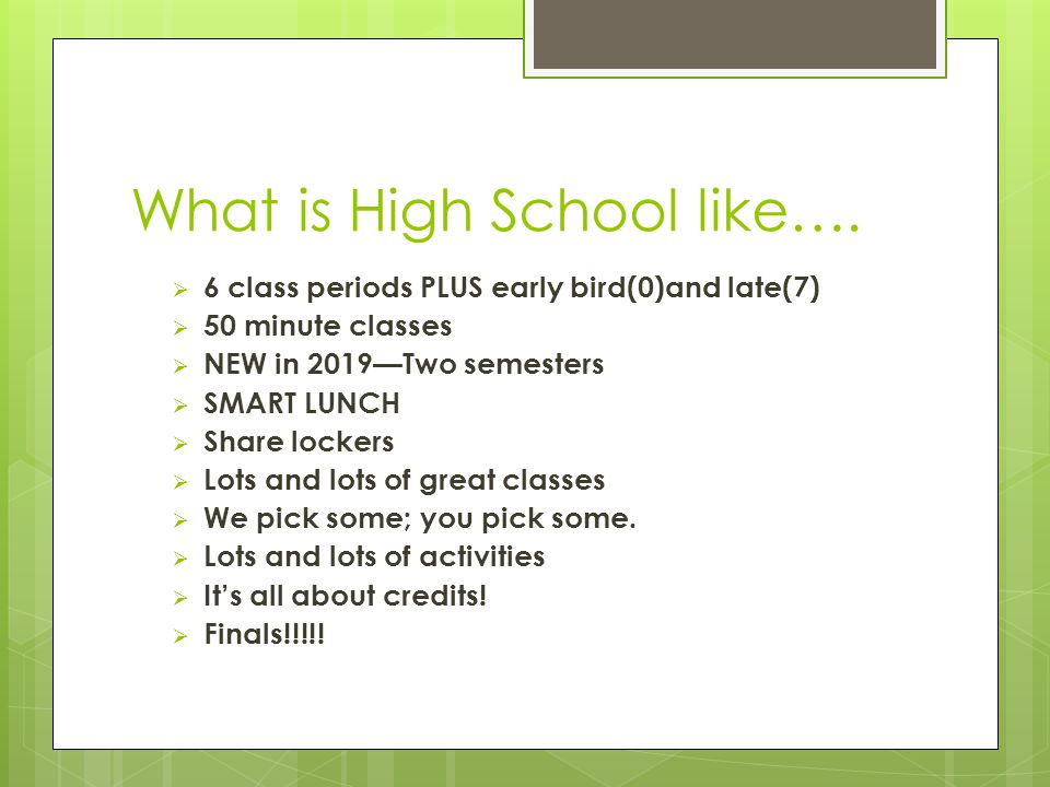 Question 4  How many credits should you register for?  5-6 or more each semester