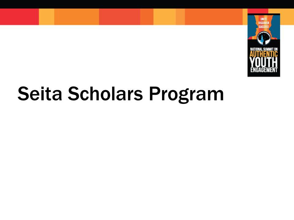 Seita Scholars Program