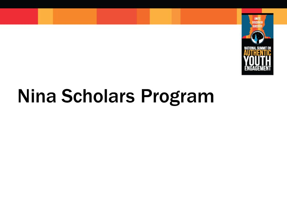Nina Scholars Program