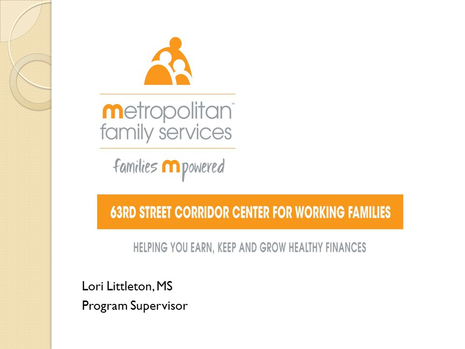 Lori Littleton, MS Program Supervisor