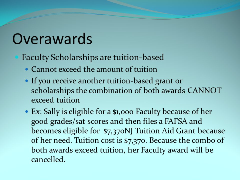 Federal Grant Programs Federal Pell Grant Federal Supplemental Educational Opportunity Grant (FSEOG)
