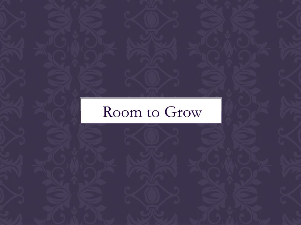 Give them room to grow. Make them interdependent.