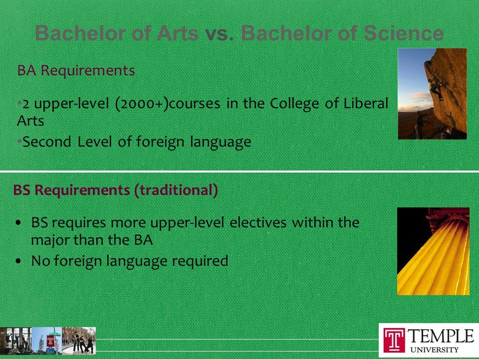 TUteach U.S.needs qualified math & science teachers Earn a B.S.