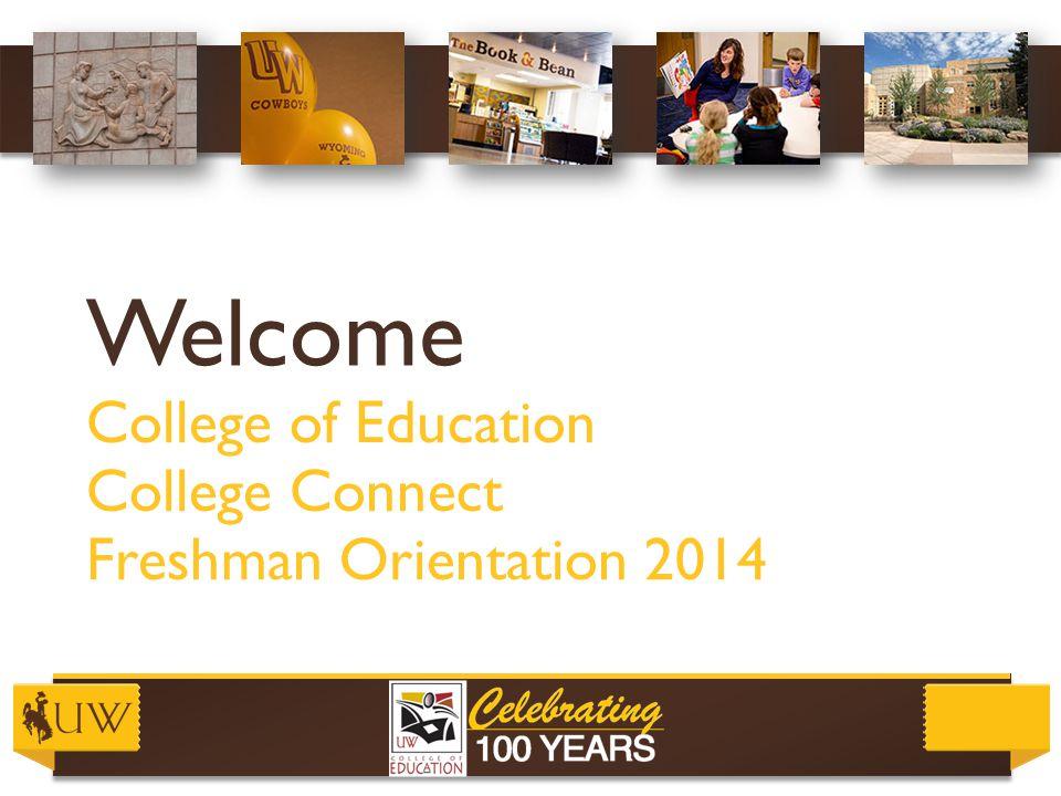 Overview  Undergraduate Programs  Expectations  Advising Process 2