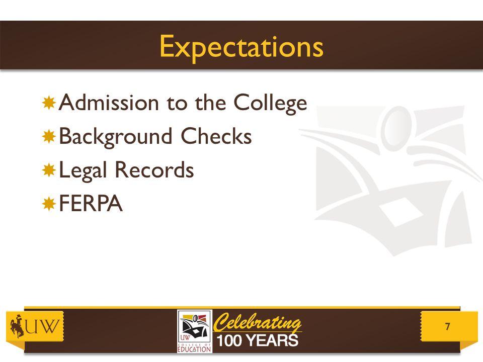 Advising – Involvement  College Ambassadors  Student Wyoming Education Association (SWEA)  Kappa Delta Pi (KDP) National Honor Society  Alpha Tau Alpha (Ag Ed Majors)  UW Science Teaching Club  Wyoming Student Art Education Association (WSAEA)  Numerous other student organizations 18
