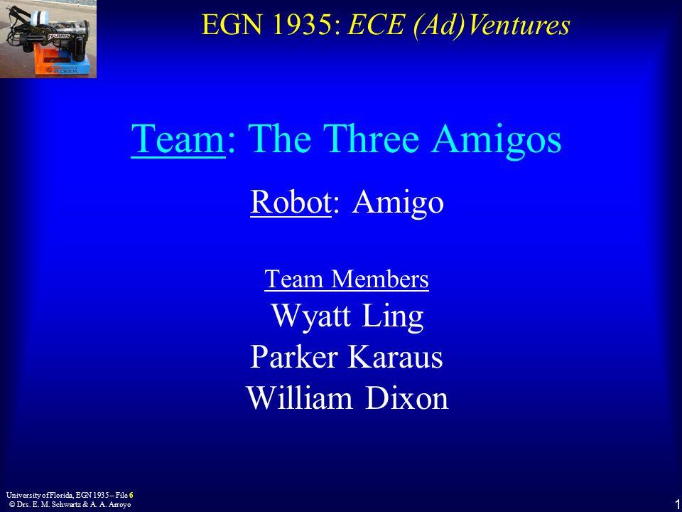 EGN 1935: ECE (Ad)Ventures 1 University of Florida, EGN 1935 – File 6 © Drs.