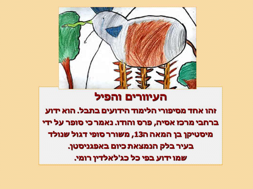 העיוורים והפיל זהו אחד מסיפורי הלימוד הידועים בתבל.