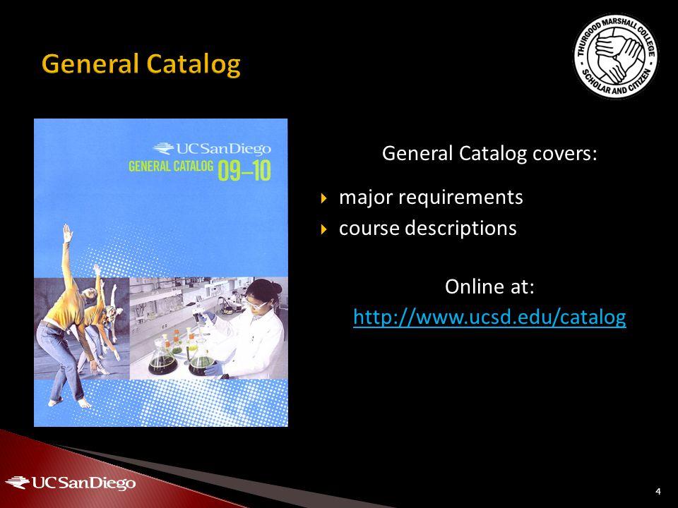 http://marshall.ucsd.edu/pdfs/GE_SHEET.pdf