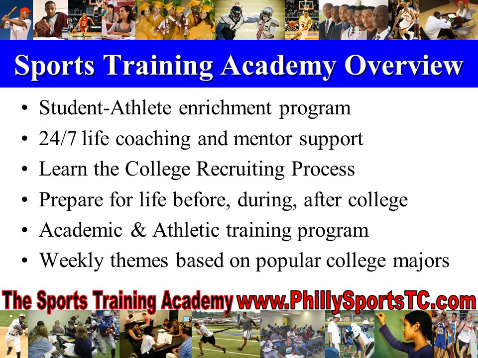 Application Process Referred by a sports team coach via email/phone Complete a prospective student-athlete application Submit application prior to the May deadline Attend a group interview with other applicants If eligible, schedule a one-on-one interview When selected, receive a welcome packet of info.