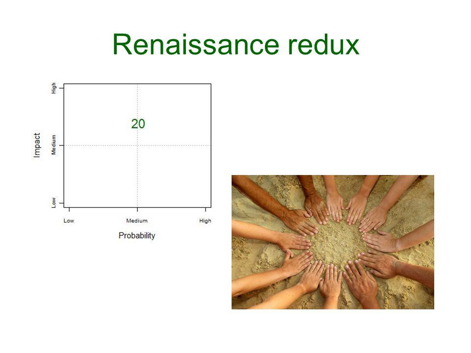 Renaissance redux