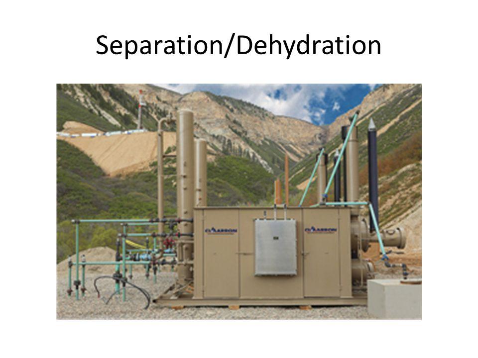 Separation/Dehydration