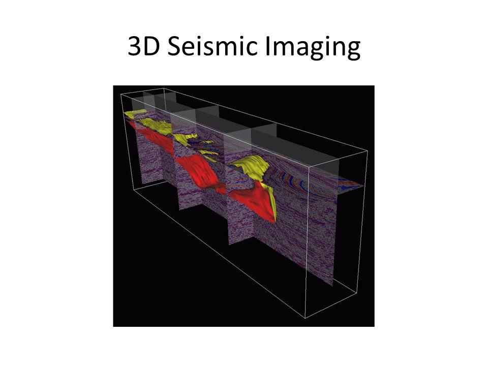 3D Seismic Imaging