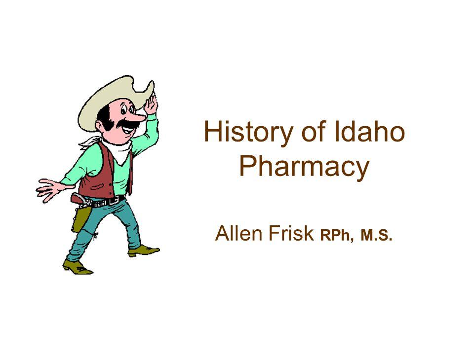 Idaho's Mr.