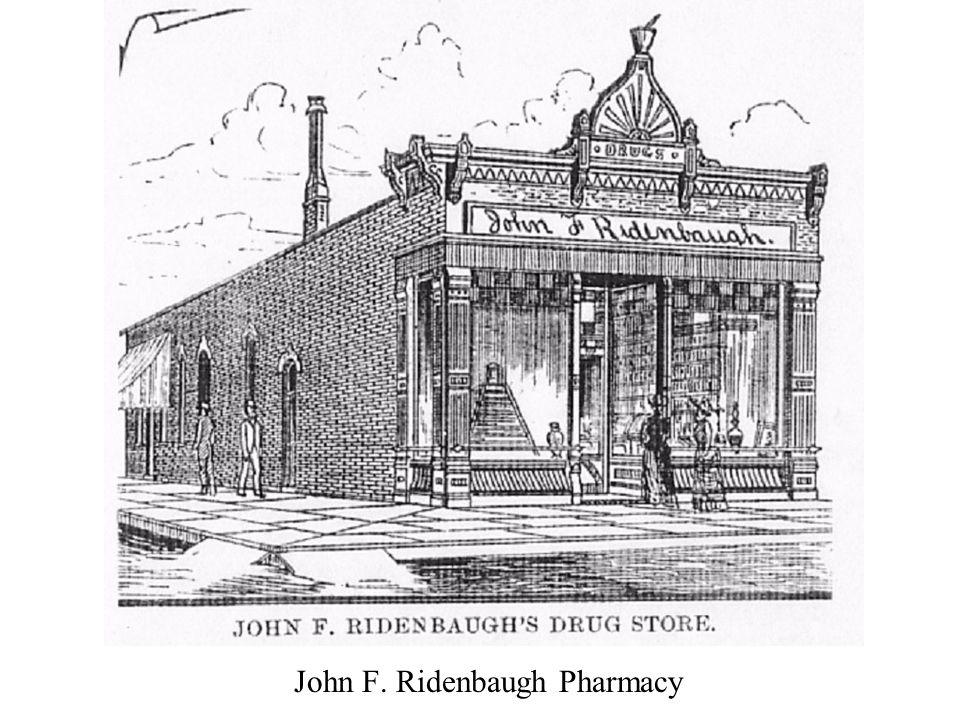 John F. Ridenbaugh Pharmacy
