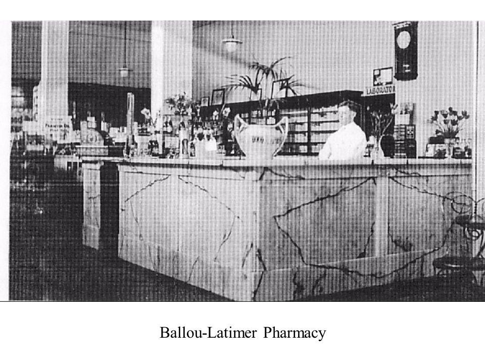 Ballou-Latimer Pharmacy