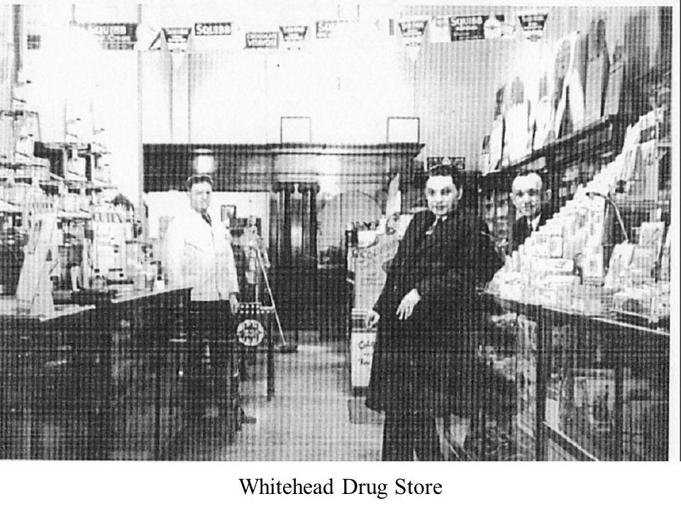 Whitehead Drug Store