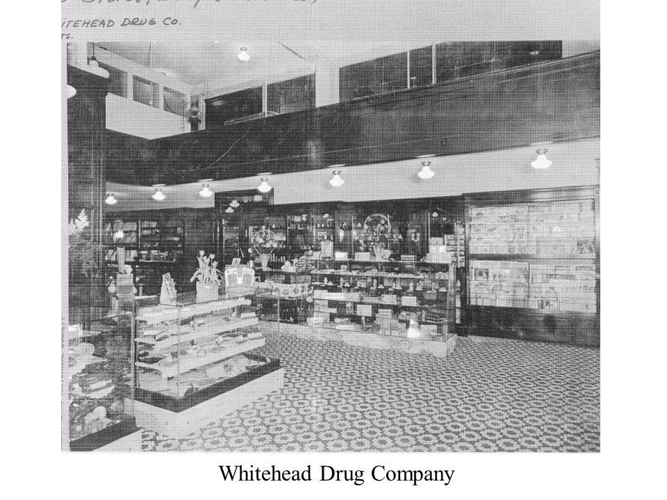 Whitehead Drug Company