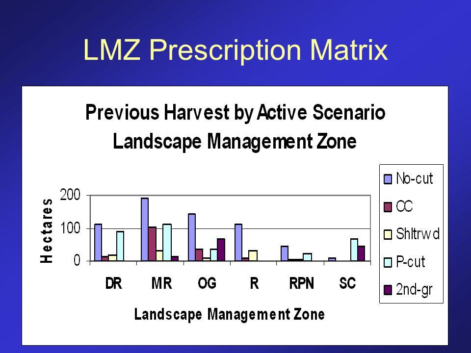 LMZ Prescription Matrix