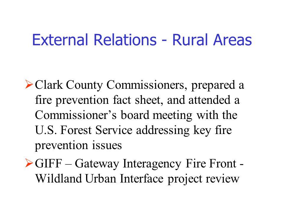 Hunter & Public Sporting Fire Prevention