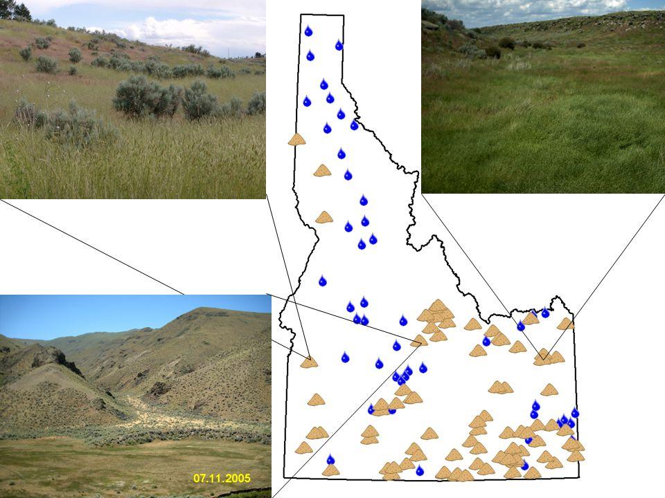 Dry Sites in Idaho
